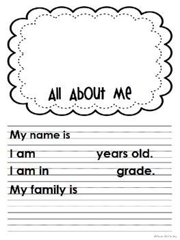 School Memory Book-Primary Grades