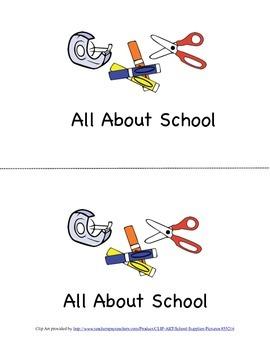 School Mini Book