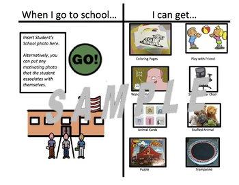 School Motivation First Then