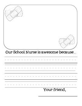 School Nurse Day Thank You
