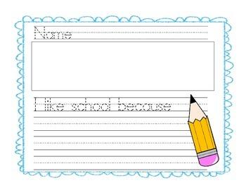 School Opinion Writing