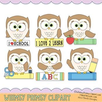 School Owl - Color 1