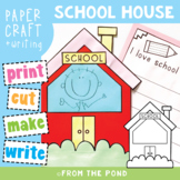 School Paper Craft + Writing