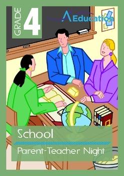 School - Parent Teacher Night - Grade 4