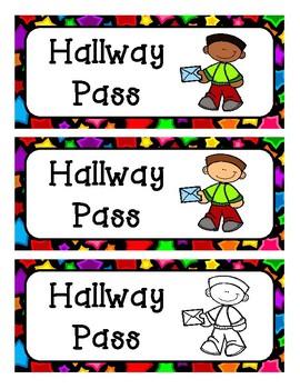 School Passes