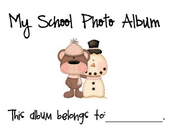 School Photo Album
