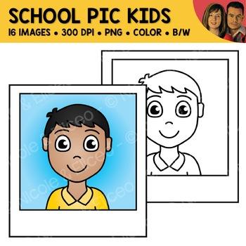 School Photos Clipart