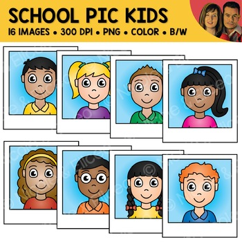 School Photos Clipart