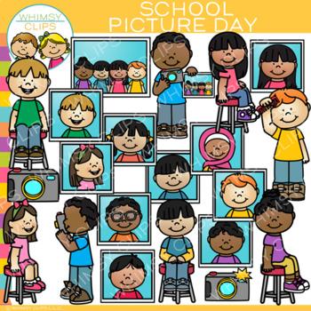 School Picture Day Clip Art