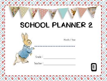 School Plan Book