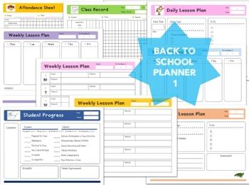 School Plan Book1