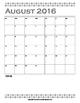 School Planner 2016 2017 Complete (Tuxedo)