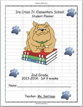 School Planner (PC Excel Version)