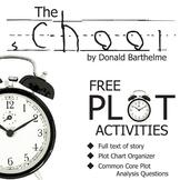 "Plot Unit (Mini-unit) ""School"" by Donald Barthelme"