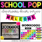 Classroom Decor - School Pop - Bundle
