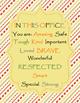 School Psychologist Decor  for your office and door-