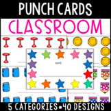 School Punch Cards