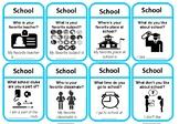 School Q&A UNO Cards