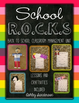School R.O.C.K.S {back to school read alouds}