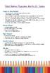 School Readiness Activities for Preschool
