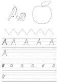 School Readiness Alphabet Book