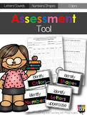 School Readiness Assessment Tool