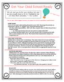 School Readiness Newsletter