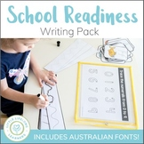 School Readiness Writing Pack