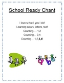 School Ready Chant