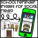 School Reminder Images for Social Media