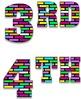 School Rocks!  Glyph and Bulletin Board ~Fantastic 500 Fol