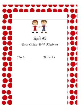 School Rule Reinforcement