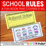 Class Rules Interactive Book