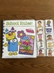 School Rules! - An Interactive Book to Help Students Learn the Rules of School