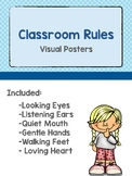 School Rules - Blue