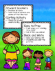 School Rules Booklet and Sorting Activity