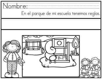 School Rules In Spanish