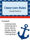 School Rules - Nautical
