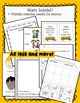 School Rules and Bus Safety Unit Kindergarten