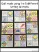 School Rules and Routines with Writing Prompts and Art Activity