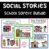 School Safety Classroom Social Story Bundle