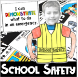 Fire Safety with Craft for First Grade