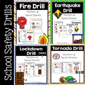 School Safety Posters & Worksheets | Teachers Pay Teachers