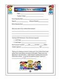 School Safety Patrol Application