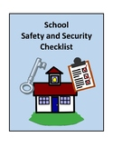 School Safety and Security Checklist