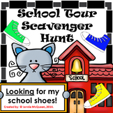 School Scavenger Hunt: Looking for School Shoes!