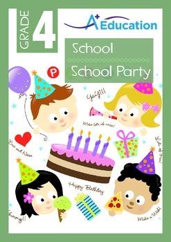 School - School Party - Grade 4