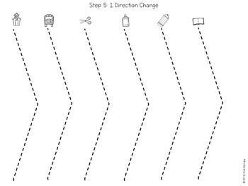 School Scissor Practice