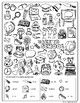 School Sensory Motor Packet - Fine, Gross and Visual Motor Activities