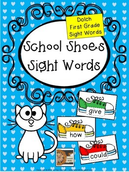 Sight Words {Dolch First Grade}